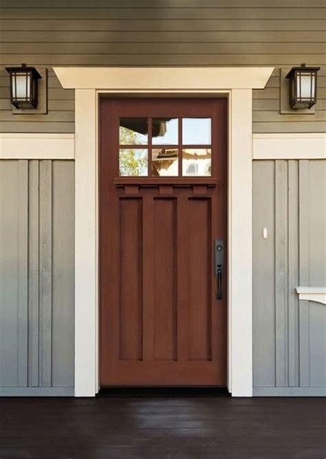 1000 ideas about exterior door trim on