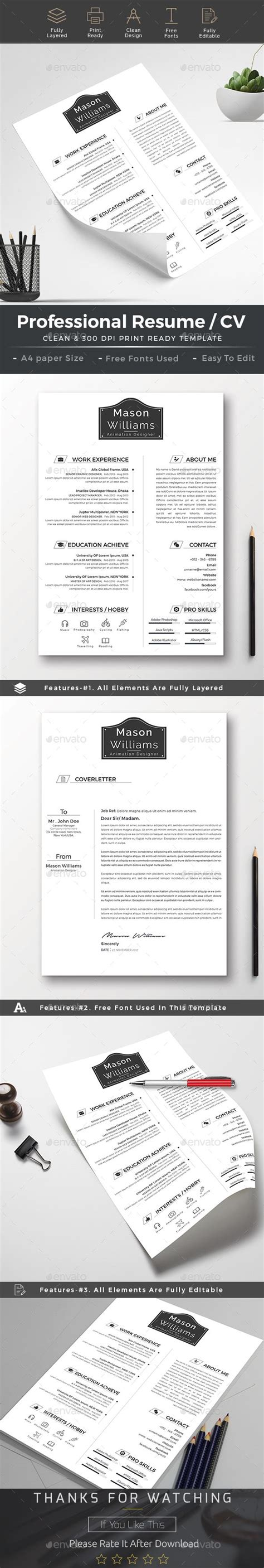 1000 ideas about resume templates on pinterest resume