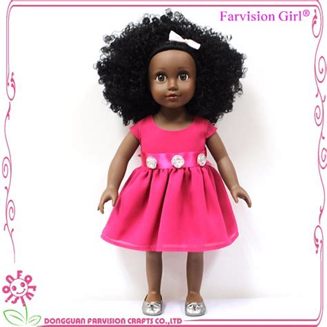 black doll 18 inch stylished 18 inch american 18 inch wholesale