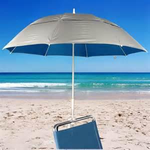 Beach umbrellas clamp on fiberglass beach umbrella w vent quick