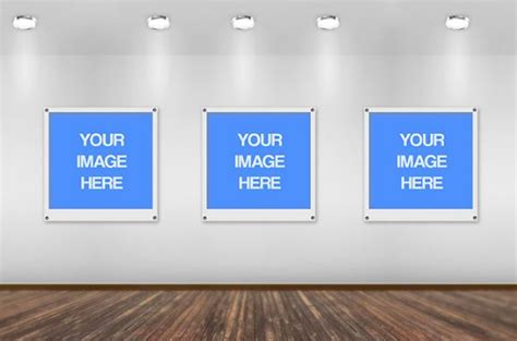 free image gallery templates image gallery wall mockup template sharetemplates