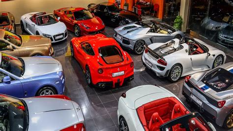 sultan hassanal bolkiah car collection garage of the sultan of brunei top 5 best cars