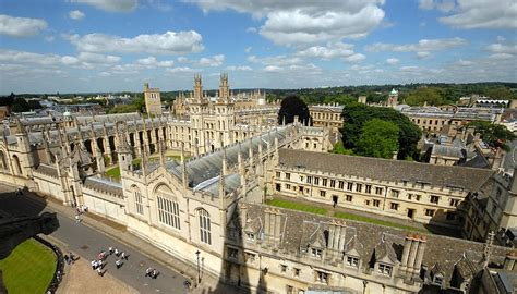 Oxford College Mba by Esteemed Colleges In The Uk In The United Kingdom