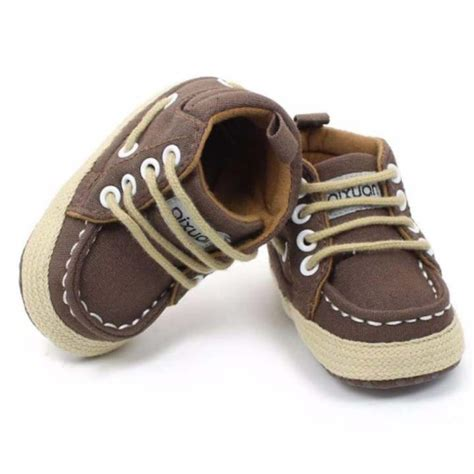 baby prewalker canvass boots sepatu bayi laki laki lazada indonesia
