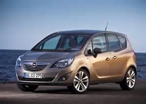 Opel Meriva Automatic Opel Meriva Junglekey Fr Image