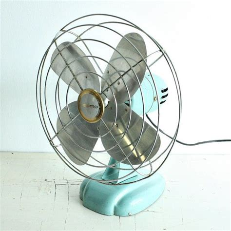 vintage wall mount fans vintage electric fan eskimo blade aqua wall