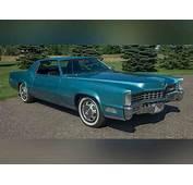 1967 Cadillac Eldorado Interior 10643  Cars