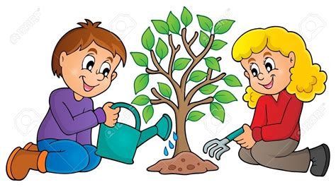 plant a tree plant a tree clipart clipartsgram