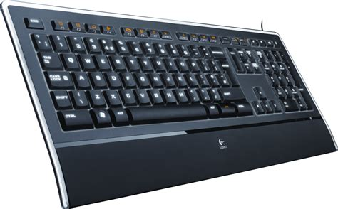 Hp Lenovo K800 logitech illuminated keyboard review images frompo 1