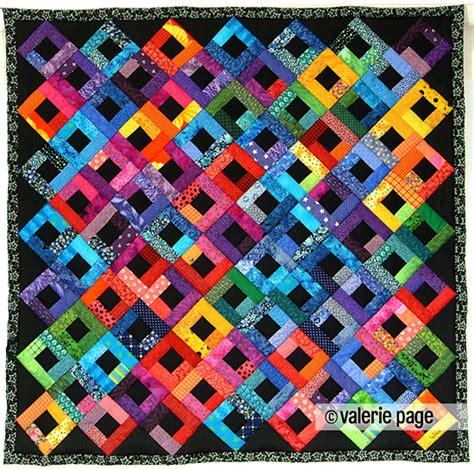 farbige steppdecken quilt inspiration quilt artist valerie page from toronto