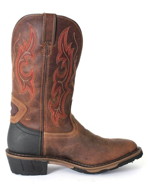 justin 174 s rugged utah 13 quot western work boot fort brands