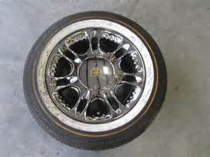 Cadillac Vogue Rims Vogue Wheels With Tires 16 Quot 16 Inch Cadillac