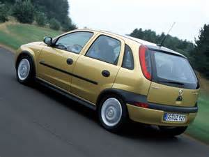Opel Corsa C Opel Corsa C 1 6 I Opc 175 Hp Technical Specifications