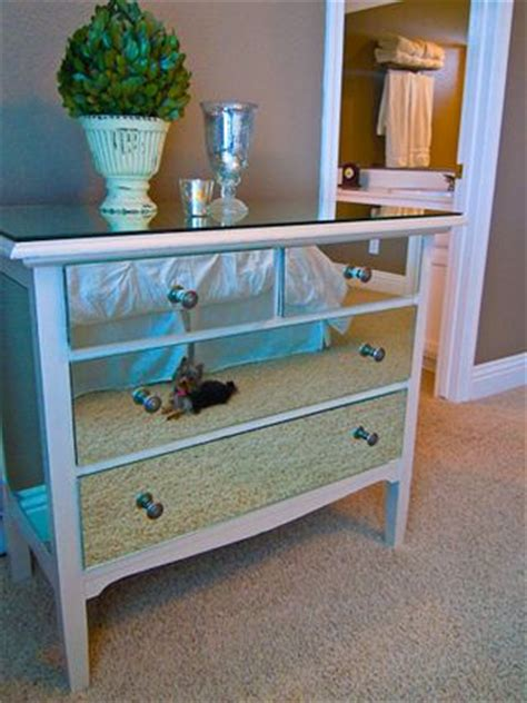 Diy Mirrored Dresser Drawers by More Than Just Paint 5 Inspiring Diy Dresser Makeover