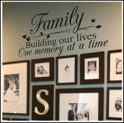 25 best ideas about family wall photos on photo gallery walls picture walls and