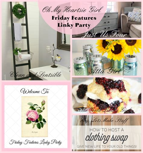 10 fabulous organizing projects linky party features love of family home friday feature linky party oh my heartsie girl