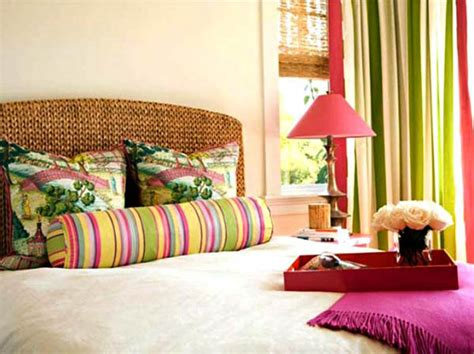 colorful bedroom curtains 15 colorful bedroom designs cheerful and bright bedroom