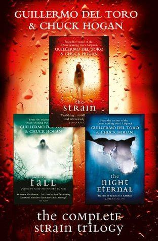eternal a novel books the complete strain trilogy the strain the fall the