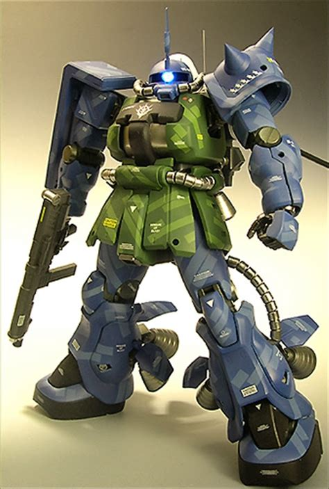 Haro Collection Gundam Green Zeon Zaku 1000 images about gundam model zaku on world cup guys and snipers