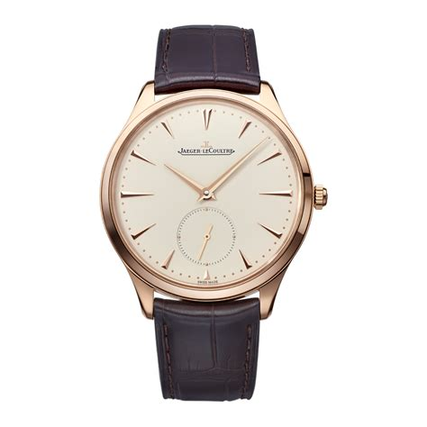 jaeger lecoultre master ultra thin small second 1272510