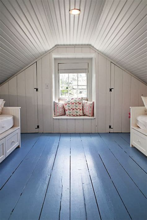 Navigate To Floor And Decor by Painted Plank Attic Simple And Clean Painted Wood Floors