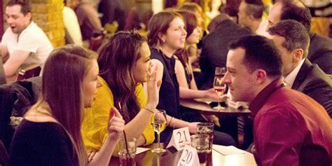 8 Tips On Speed Dating by Speeddater Speed Dating Uk Singles Nights