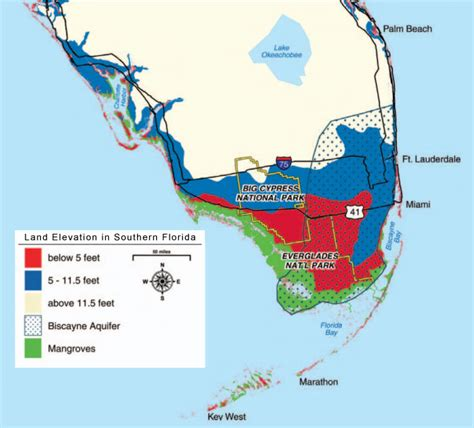 florida climate change map climate impacts on water resources climate change us epa