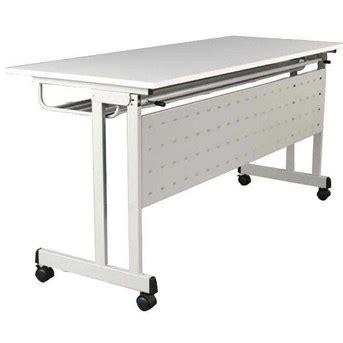 Meja Lipat Niaga jual datascrip meja lipat dengan castor roda srikandi tipe fdm 16060 oleh office furniture