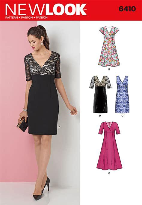 Dress Look new look 6410 misses dresses