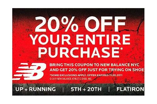 nb shoes coupons