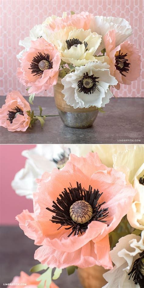 What Can You Make With Crepe Paper - 25 best ideas about crepe paper crafts on