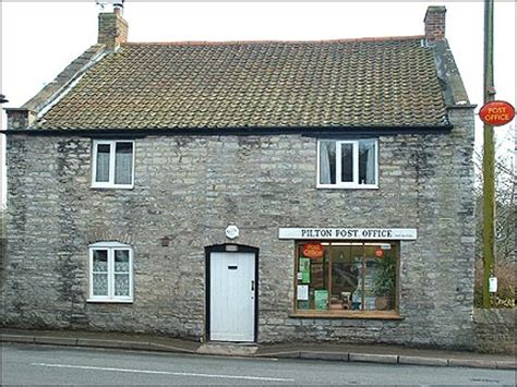 Glastonbury Post Office by Somerset In Pictures Worthy Farm And Pilton