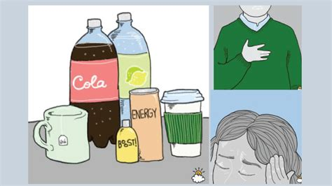 energy drink overdose symptoms how to recognise symptoms of caffeine overdose