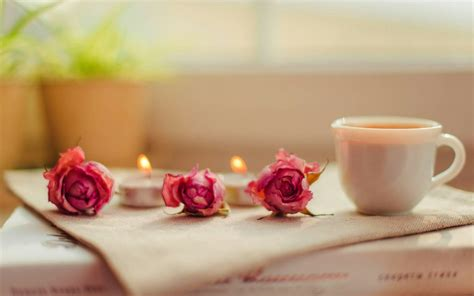 good morning coffee wallpaper download coffee and flowers morning wallpaper