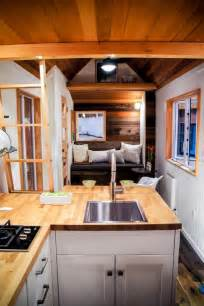 kootenay urban tiny home wheels house listings quot features spacious loft for