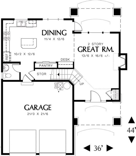 48 square feet traditional style house plan 3 beds 2 5 baths 1500 sq ft