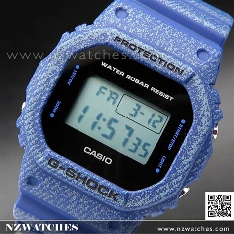 New Casio Gshock Original Dw 5600dc 2er Jdt001 Jdt002 Jdt003 casio g shock digital classic denim blue dw 5600de 2 dw5600de nzwatches