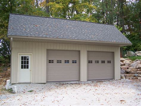 garage bilder pole building garages garage builders in pa