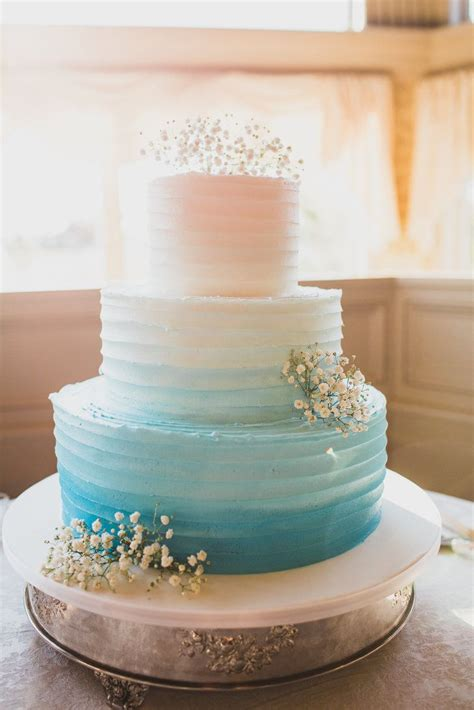Bridesmaid Cake by 1000 Ideas About Aqua Wedding Cakes On