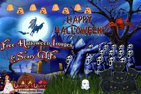 wallpaper halloween gif beautiful happy halloween images and scary gifs