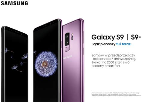 samsung galaxy s9 i s9 ceny i oferta przedsprzedaży purepc pl