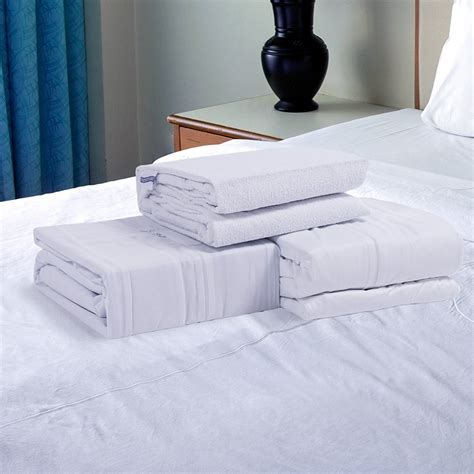 protect  bed bed bug dust mite proof bedding kite  pc protection mattress pad cover