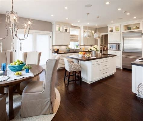 white kitchen cabinets dark wood floors small kitchen table ideas pictures tips from can