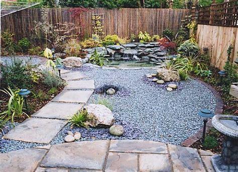 Maintenance Free Backyard Ideas by Designs For An Amazing Backyard Garden