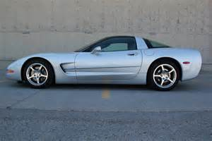 chevrolet corvette coupe 50th anniversary edition