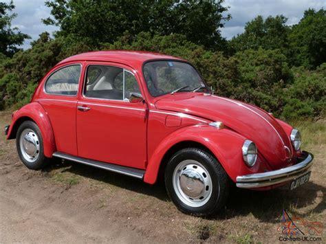 beetle volkswagen 1970 1970 volkswagen beetle 1300 stunning exle taxed and motd