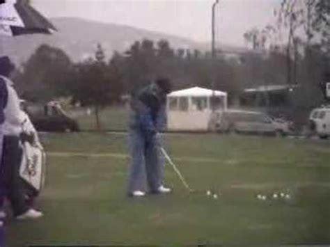 mark o meara swing mark o meara golf swing exclusive youtube