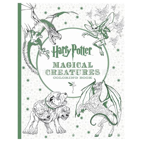 harry potter coloring book norge shop hogsmeade