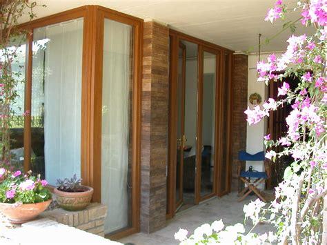 finstral verande verande in pvc finstral effetto legno bernocchi infissi