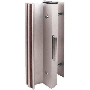 Sliding Glass Door Handle Home Depot Prime Line Sliding Glass Door Handle Aluminum C 1162 The